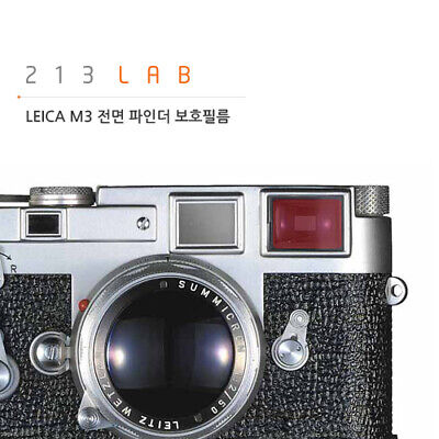 View Finder Protective Film for LEICA M3 (by 213LAB)