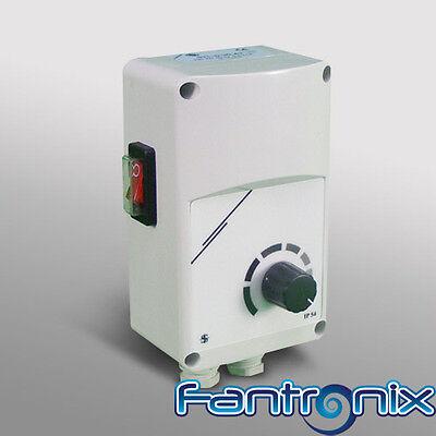 6 AMP FAN SPEED CONTROLLER - VENTILATION & HYDROPONICS