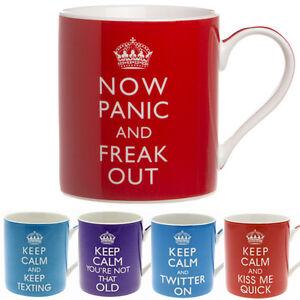 KEEP-CALM-AND-CARRY-ON-MUG-COFFEE-CUP-TEA-MUGS-FUN-GIFT-OFFICE-NOVELTY-SET-NEW