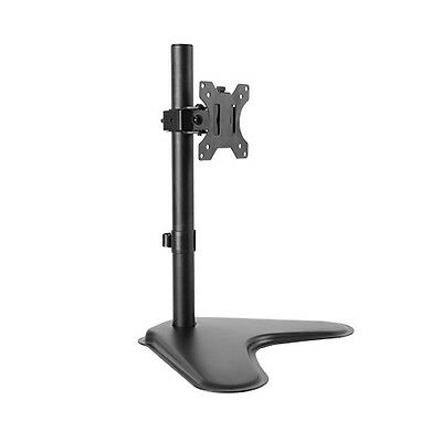 Adjustable TV / Monitor Table / Desk Tilt Swivel Rotate Stand 75x75 100x100 VESA