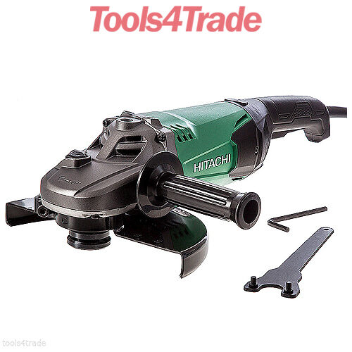 "Hitachi G23ST 230mm / 9"" Electric Angle Disc Grinder 2000W 110V HIT-G23ST/110"
