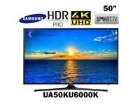 Samsung 50 inch 4K Hdr TV .