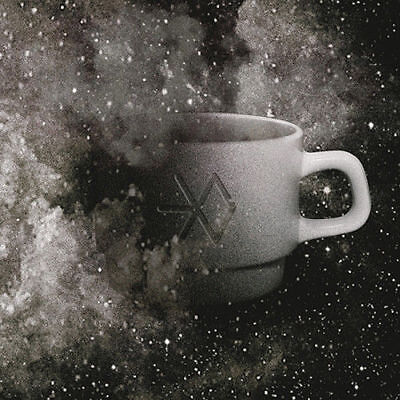 EXO [UNIVERSE] 2017 Winter Special Album CD+Photo Book+Photo Card K-POP SEALED