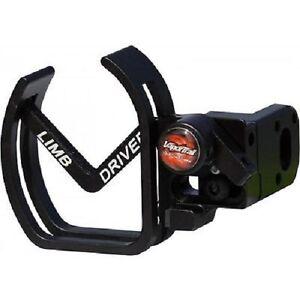 Vapor Trail - Limb Driver Pro V Arrow Rest - Right Handed - Black