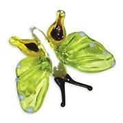 Glass Butterfly Figurine