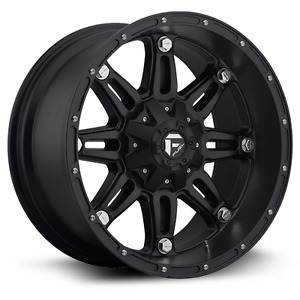 "20"" Wheel Set Silverado Sierra Yukon Ford F150 Mag Fuel D581 20"