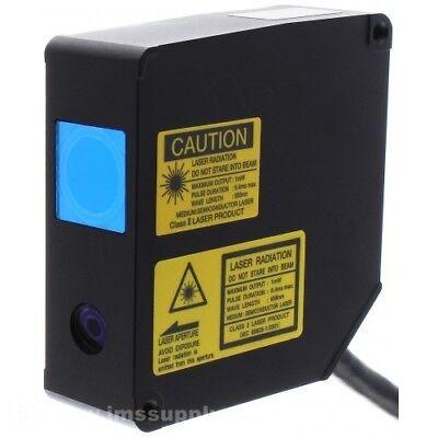 Optex Cd5-w350 Laser Measurement 250 To 450mm Range Wide Beam Mfgd