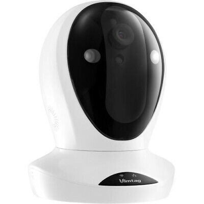 Vimtag P1 Ultra Premium IP Wireless Network Security Camera, Plug/Play, Pan/Tilt Play Wireless Network Camera