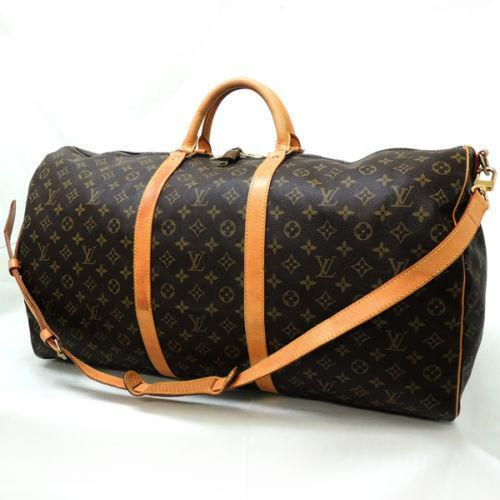 louis vuitton keepall strap ebay. Black Bedroom Furniture Sets. Home Design Ideas