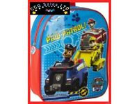 OFFICIAL PAW PATROL BOYS BACKPACK