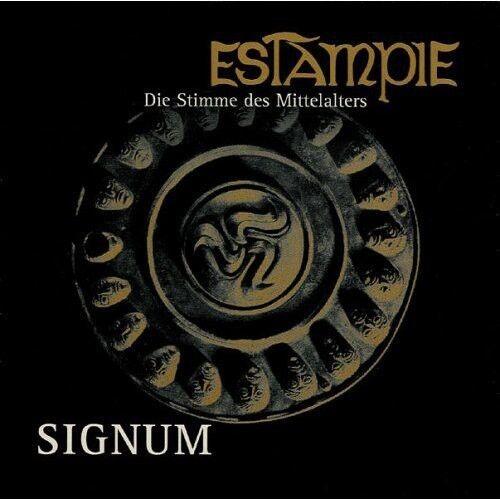 Estampie - Signum [New CD]