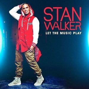 STAN WALKER Let The Music Play CD BRAND NEW