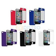 LCD Screen Protector Cover for Apple iPhone 4S 4G 4