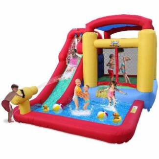 Super Wet and dry Jumping Castle with slide Fairfield East Fairfield Area Preview