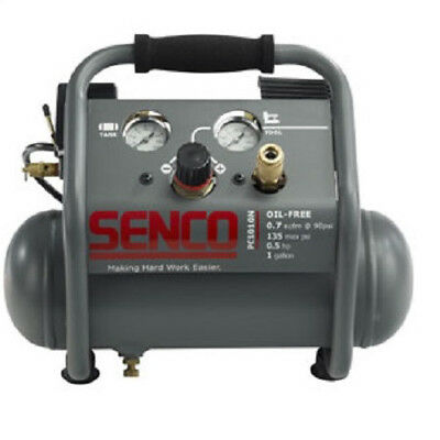 Senco 0.5 Hp 1 Gal. Finish Trim Air Compressor Pc1010n Recon