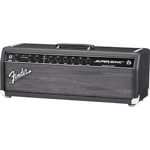 fender supersonic 60 head(+possible 2x12)trade for mesa amp