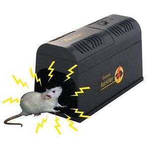 how to clean the rat zapper
