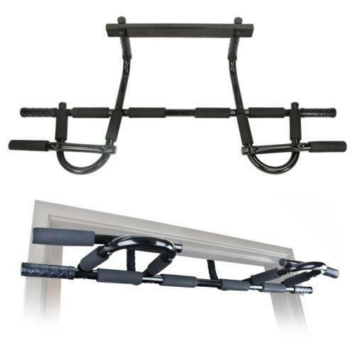 Pull up bar ceiling door frame portable outdoor ebay for Door frame pull up bar