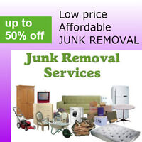 Friendly junk removal: very affordable