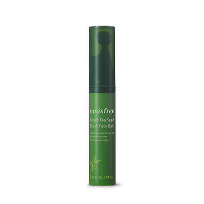 [INNISFREE] Green Tea Seed Eye & Face Ball 10ml