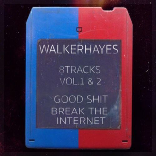 WALKER HAYES 8 Tracks Vol 1 & Vol 2 EPs - Limited Edition Physical CD RARE