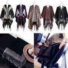 Unbranded Plaid Blanket Coats, Jackets & Vests for Women