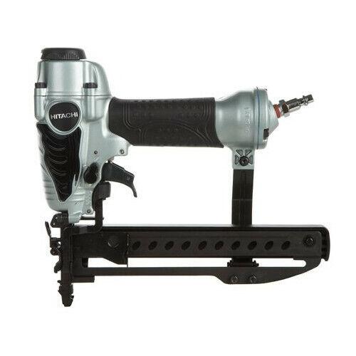 Hitachi 18-Gauge 1/4 in. Crown 1-1/2 in. Narrow Crown Stapler N3804AB3 Recon