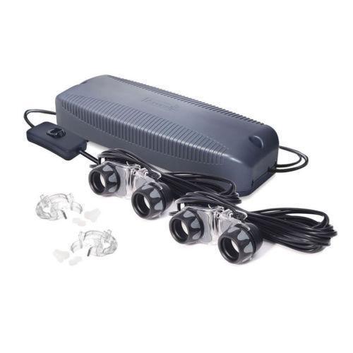 Arcadia Reptile Lighting Controller Ip64 T5 T8 Light Unit: T5 Controller: Pet Supplies