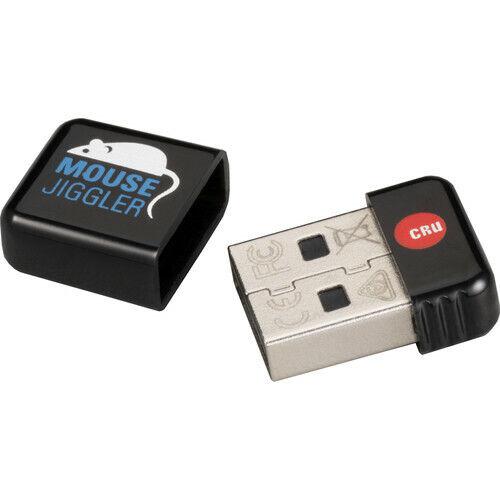 CRU DataPort Programmable MJ-3 Mouse Jiggler, #30200-0100-0013