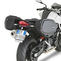 GIVI TE5118 TELAIETTI BORSE LATERALI MORBIDI SOFFICI SEMIRIGIDI BMW F800 R  2009  abe4476eecd