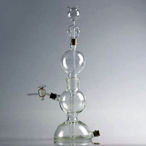 250ml Gas Generator Apparatus Lab Glass Glassware
