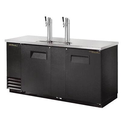 True Tdd-3 Direct Draw Beer Dispenser 3 Keg 69w Black