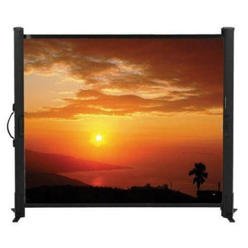 Table Top Projector Screen Ebay