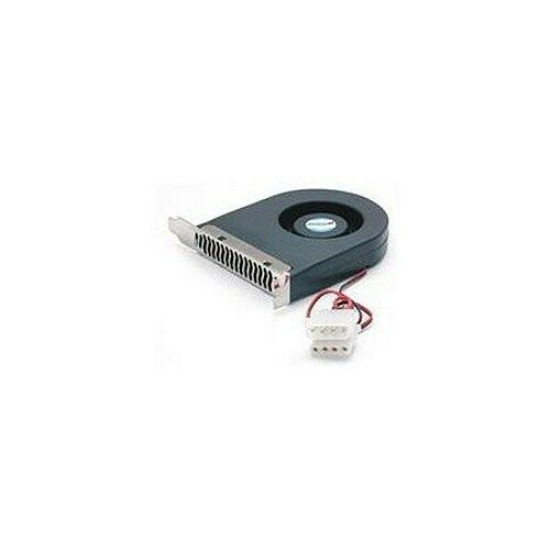 StarTech.com Expansion Slot Rear Exhaust Cooling Fan with LP4 Connector