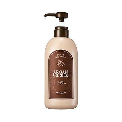 [SKINFOOD] Argan Oil Silk Plus Hair Shampoo - 500ml