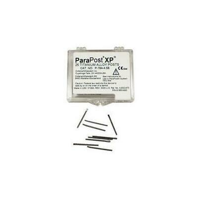 Coltene Whaledent P784-3 Parapost Xp Titanium Alloy Posts .036 Brown 10pk