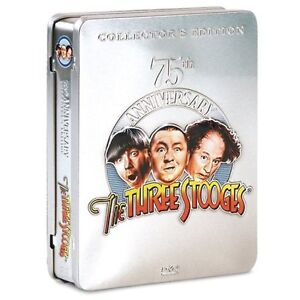 The Three Stooges (75th Anniversary Collector's Edition)