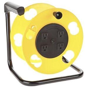 extension cord reel ebay. Black Bedroom Furniture Sets. Home Design Ideas