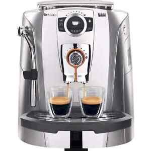 Saeco talea giro plus super auto espresso machine