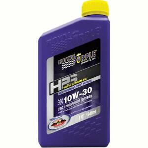 Royal Purple HPS 10W30 Fully Synthetic Engine Oil