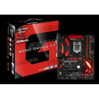 B250-GAMING-K4 (ASRock) $100 Strathpine Pine Rivers Area Preview