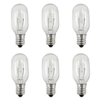 Long-Life Himalayan Salt Lamp Replacement Bulbs, 15/20/25/30-Watt, -