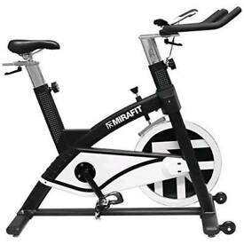 Mirafit Pro II Spin Bike