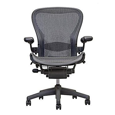 Herman Miller Aeron Open Box Fully Loaded Chairs Size B