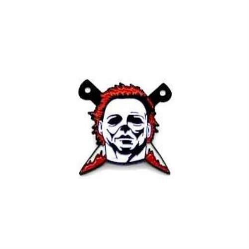 """Zobie Fright Pack - Limited Edition 1"""" Enamel Lapel Pin - Halloween - Michael My"""