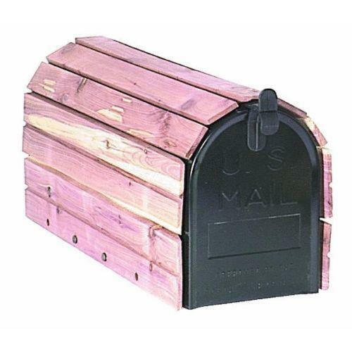 Cedar Mailbox Ebay