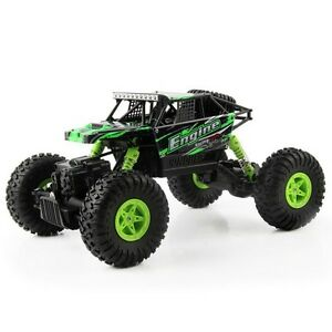 WLtoys 18428-B RC Off-road Car Truck Crawler 1:18 Scale 2.4G