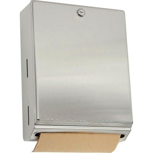 Bobrick B-262 Commercial Paper Towel Dispenser Stainless Steel