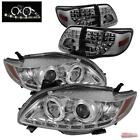 Toyota Corolla Halo Projector Headlights