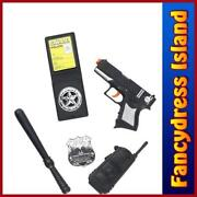 Toy Police Gun